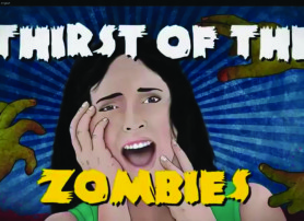 T.V. Commercial – Thirst of the Zombies