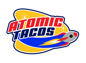 Logo Design – Atomic Tacos