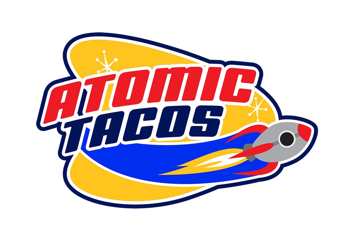 Logo Design – Atomic Tacos